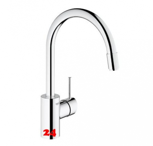 Modell GROHE CONCETTO Markenprodukt der Firma