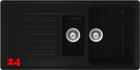 SCHOCK Modena D-150 Magma schwarz
