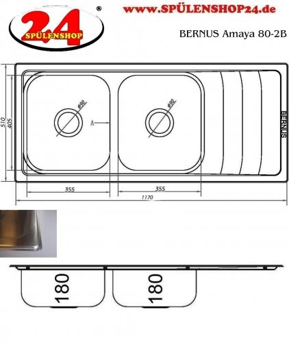 BERNUS Amaya 80-2B
