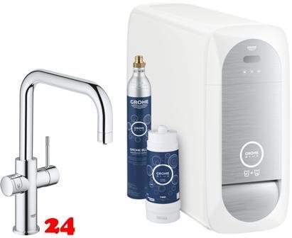 {Lagerware} GROHE Blue Home U-Auslauf Starter Kit (31456000)