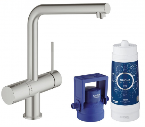 GROHE Blue Minta Pure Starter Kit (31345DC2)