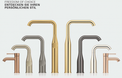 GROHE Essence Cool Sunrise gebürstet (30269GN0)