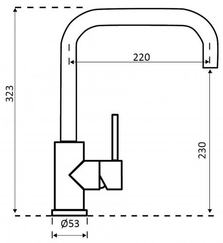 REGINOX CRYSTAL Gun Metal (R30516)