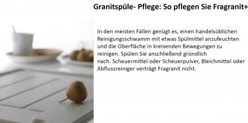 x FRANKE Küchenspüle Urban UBG 611-78 Fragranit+ Einbauspüle / Granitspüle Flächenbündig mit Drehknopfventil