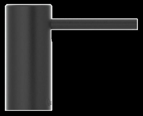 QUOOKER NORDIC Seifenspender Schwarz Spülmittelspender / Dispenser (SEIFBLK)
