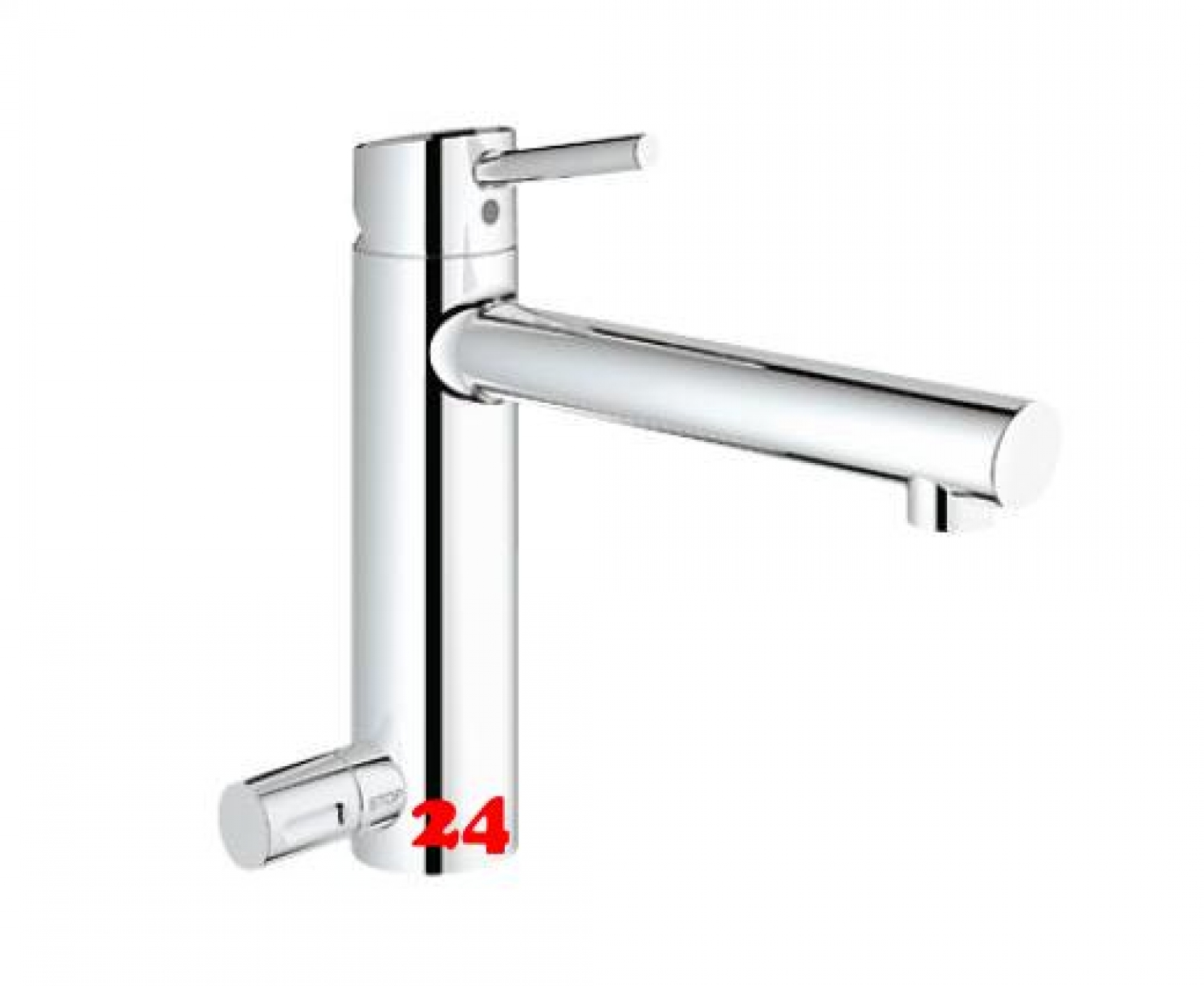 Modell: GROHE CONCETTO 31209001 Markenprodukt der Firma GROHE ...