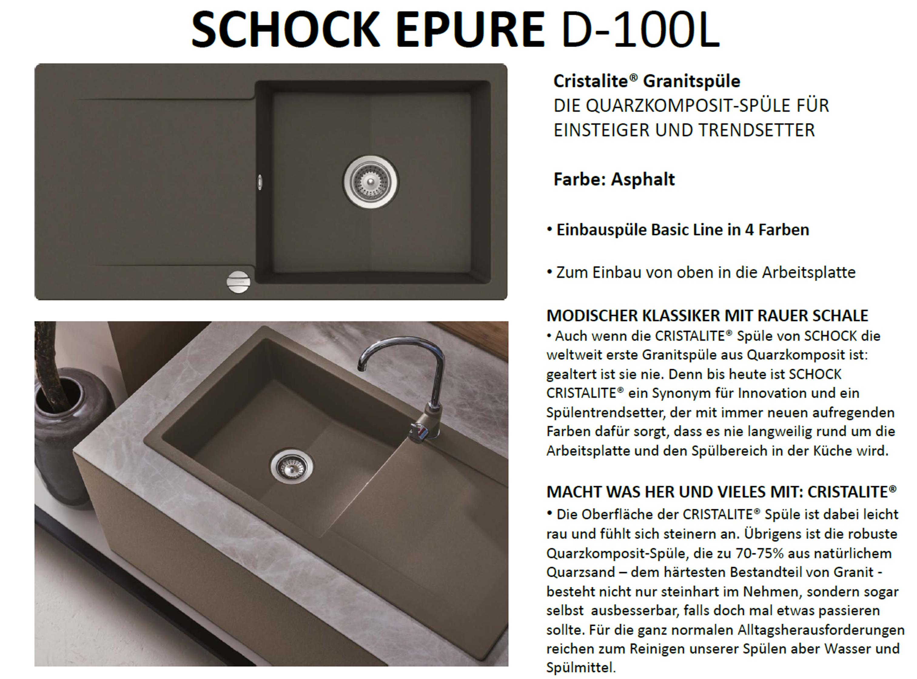Schock Epure D 100l Jetzt Gunstig Kaufen Spulenshop24