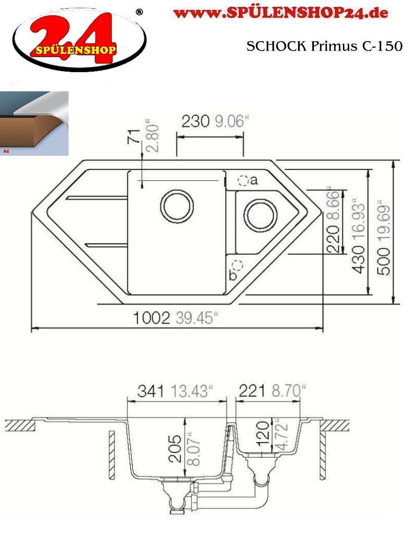 Beste Küchenspüle Ablaufrohr Größe Zeitgenössisch - Küchenschrank ...