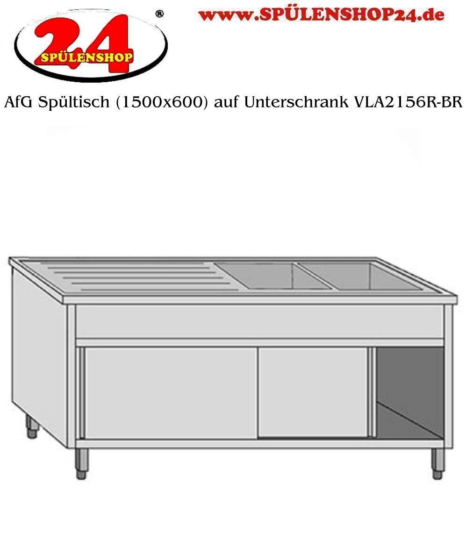 afg sp ltisch mit untergestell vla2156r markenprodukt der firma afg berlin gewerbesp le. Black Bedroom Furniture Sets. Home Design Ideas