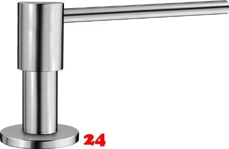 blanco piona 517537 kaufen sp lmittelspender g nstig. Black Bedroom Furniture Sets. Home Design Ideas