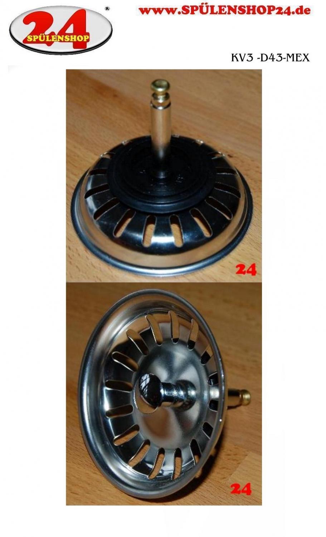 korbventil d43 3 1 2 mex. Black Bedroom Furniture Sets. Home Design Ideas