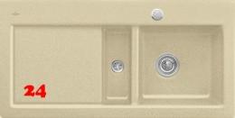 Villeroy & Boch SUBWAY 60-BR-Classicline Einbauspüle / Keramikspüle in 9 Standard Farben