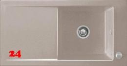 Villeroy & Boch TIMELINE 60-Premiumline Einbauspüle / Keramikspüle in 4 Sonder Farben