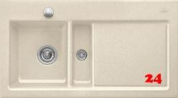 Villeroy & Boch SUBWAY 50-BL-Premiumline Einbauspüle / Keramikspüle in 4 Sonder Farben