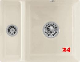 Villeroy & Boch SUBWAY 60 XU UB-Classicline Unterbauspüle / Keramikspüle in 9 Standard Farben