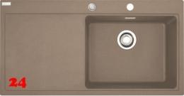 FRANKE Küchenspüle Mythos MTG 611 Fragranit+ Einbauspüle / Granitspüle mit Druckknopfventil