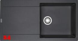 FRANKE Küchenspüle Maris MRG 611-100 Fragranit+ Einbauspüle / Granitspüle mit Drehknopfventil