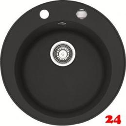 FRANKE Küchenspüle Pamira ROG 610-41 Fragranit+ Einbauspüle / Granitspüle mit Drehknopfventil