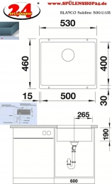 Bedienteil C 5010 Schrag Lüftungsgerät Recovery 250 500