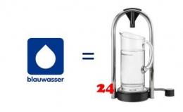 BLAUWASSER Home Umkehrosmose-Filtrationsanlage