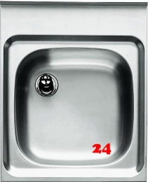 BLANCO AB 5x7-4 [576310] Gewerbespüle Auflage / Abdeckung für Spültisch