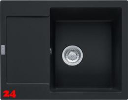 FRANKE Küchenspüle Maris MRG 611-62 Fragranit+ Einbauspüle / Granitspüle mit Drehknopfventil