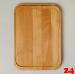 Alveus Schneidebrett aus Holz 1016019