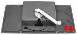 BLANCO Alaros Ablaufgarnitur Komplett (224711)