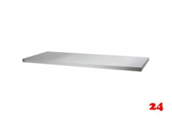 AfG Tischplatte allseitig abgekantet 1300x600 TP136 verschweißte Ausführung 4-seitig mit Tropfkante