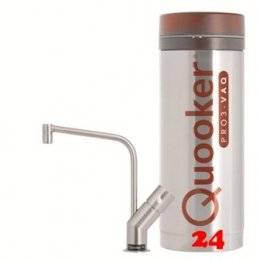 QUOOKER BASIC Chrom gebürstet (STL)