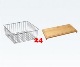 Villeroy&Boch CONDOR 60 Zubehör-Set 8K021000
