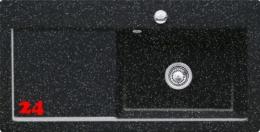 Villeroy & Boch SUBWAY 60 XL BR-Premiumline Einbauspüle / Keramikspüle in 4 Sonder Farben