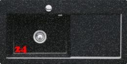 Villeroy & Boch SUBWAY 60 XL BL-Premiumline Einbauspüle / Keramikspüle in 4 Sonder Farben