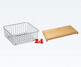 Villeroy&Boch SUBWAY 60XM Zubehör-Set 8K041000