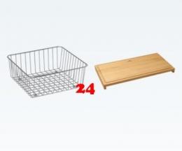Villeroy&Boch LAOLA 50 Zubehör-Set 8K901000