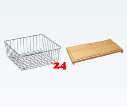 Villeroy&Boch FLAVIA 45 Zubehör-Set 8K171000