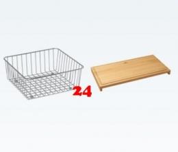 Villeroy&Boch SUBWAY 45 Zubehör-Set 8K061000