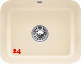 Villeroy & Boch CISTERNA 60C UB-Classicline Unterbauspüle / Keramikspüle in 9 Standard Farben