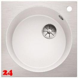 BLANCO Artago 6-IF/A SteelFrame Weiß