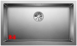 BLANCO Küchenspüle Cronos XL 8-IF Edelstahl Spülstein mit Ablaufsystem InFino und Handbetätigung