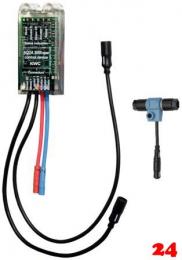 FRANKE Elektronikmodul EM5 ACEX1002 Zur Einbindung in das Wassermanagementsystem AQUA 3000 open