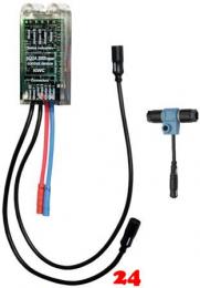 FRANKE Elektronikmodul EM5 ACET1002 Zur Einbindung in das Wassermanagementsystem AQUA 3000 open