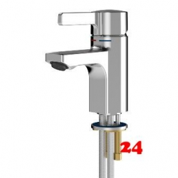 FRANKE F5L Einhebel-Standbatterie F5LM1001 DN 15 für Waschanlagen Vorrichtung für die optionale Hygieneeinheit