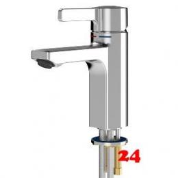 FRANKE F5L Einhebel-Standbatterie F5LM1002 DN 15 für Waschanlagen Vorrichtung für die optionale Hygieneeinheit