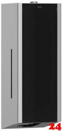 FRANKE EXOS Elekt. Desinfektionsspender EXOS625BDES Aufputzmontage opto-elektronisch gesteuerte Sensorik