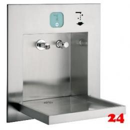 FRANKE Heavy Duty Waschplatzeinheit ALL-IN-ONE ALIO325 Barrierefrei (Wasser, Seife, Luft)