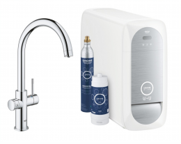 GROHE Blue Home C-Auslauf Starter Kit (31455001)