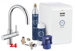 GROHE Blue Professional C-Auslauf Starter Kit (31323001)
