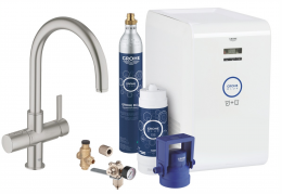 GROHE Blue Professional C-Auslauf Starter Kit (31323DC1)