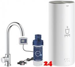 GROHE Red Mono Standventil C-Auslauf & Boiler Größe L (30080001)